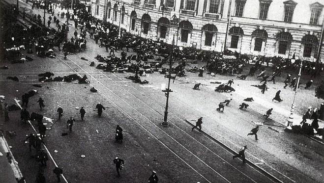 「十月革命」100周年 「一聲炮響」背後藏彌天大謊