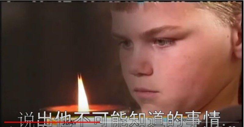 天堂是真的,這是一小男孩與死亡近距離接觸後得出的答案(視頻)