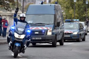 法國又爆汽車撞人疑恐襲 3名中國人受傷