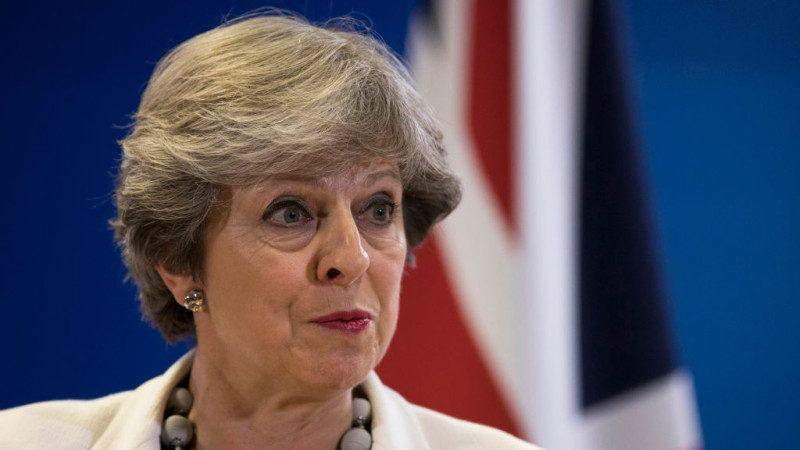 40名國會成員簽不信任函 英國首相恐下台
