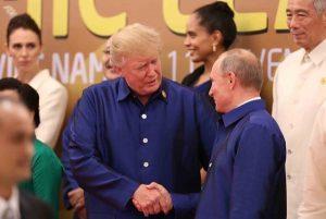 普京釋強訊未干涉大選 川普:他感覺受到「侮辱」