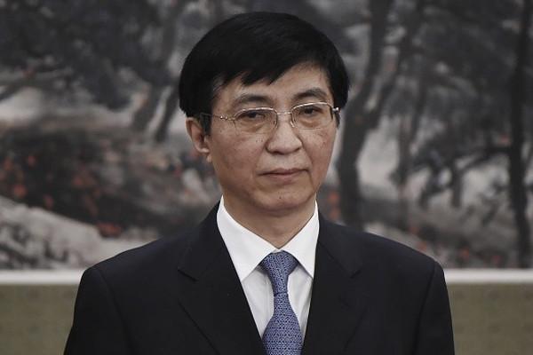 法媒:王滬寧是習搞戰略轉型埋下的棋子