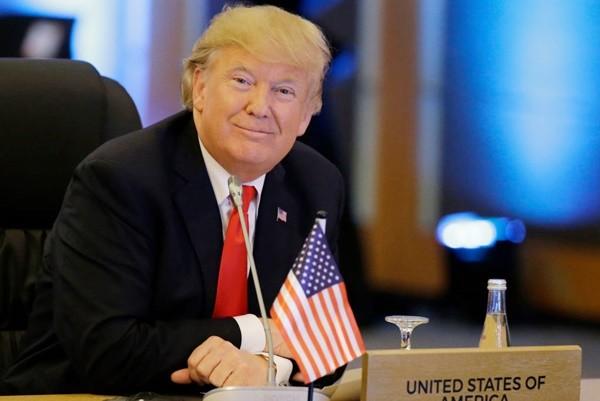 川普結束亞洲行 簽3千億美元訂單 碩果累累