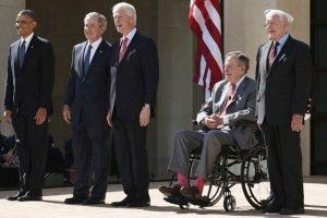 美國前總統們「不差錢」 奧巴馬小布什等或被降薪
