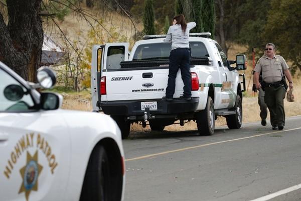 北加州槍手行兇 隨機射擊 婦女兒童被殺共5死