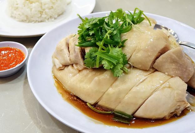 超下饭海南鸡饭 一分钟学会(视频)
