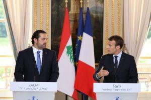 黎巴嫩獨立日 已辭職總理哈里里將返國