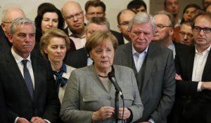 德联合政府协商破局 或将重新举行大选