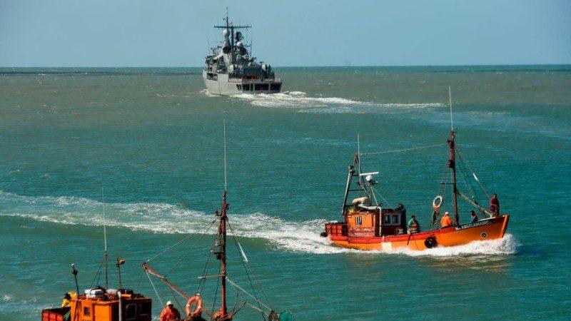 氧氣幾耗盡 阿根廷潛艇失聯一週杳無音訊