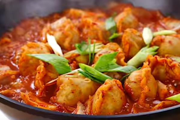 冷冻水饺变麻婆饺子、炸饺子、韩式饺子 七种美味水饺的神奇变化(视频)
