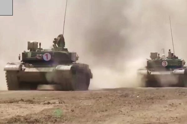 戰前「熱身」?中朝邊境駐軍實彈演習