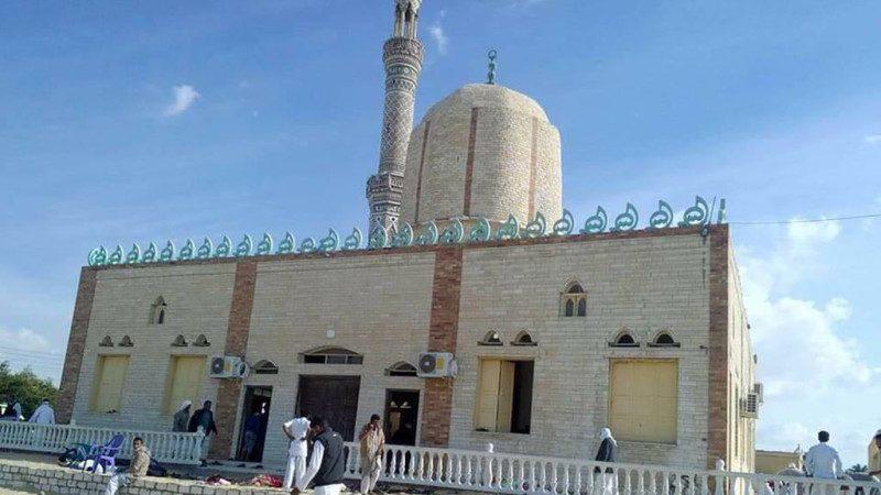 埃及軍方空襲激進分子 清真寺遭襲或因教派紛爭