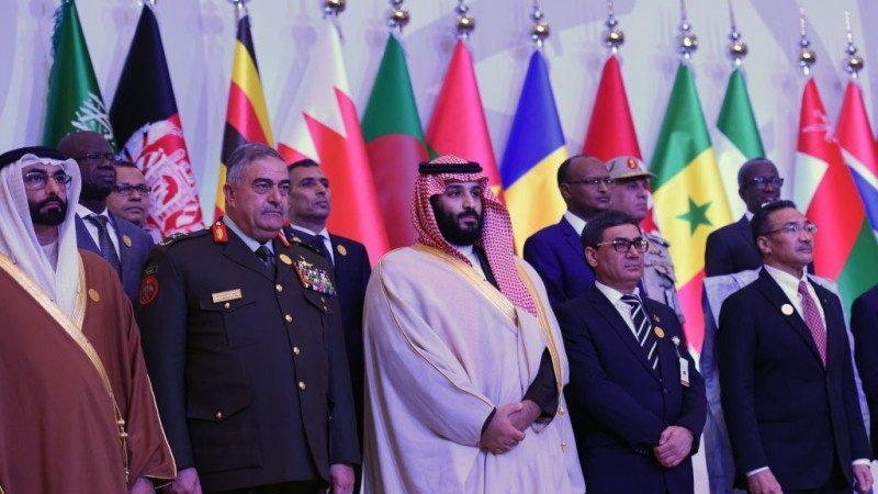 反恐聯盟會議 沙特王儲誓言「讓恐怖分子從地球表面消失」