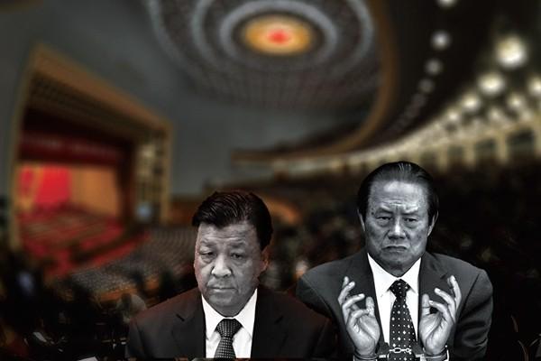 传刘乐飞19大期间被查  刘云山或复制周永康模式
