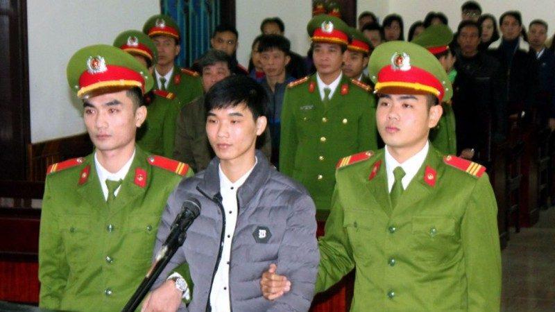 煽动民众抗议台塑与政府 越青年遭判7年