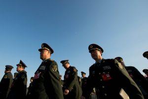 5年倒下的中共將軍 遠超內戰外戰加文革