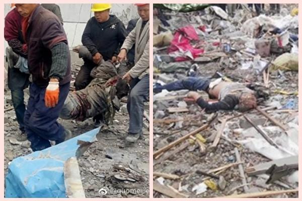 官方:浙江大爆炸因銷毀爆炸物引發 網友質疑(視頻)