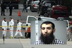 纽约恐袭案 嫌犯出庭否认全部控罪