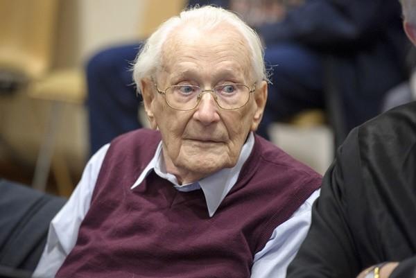 德法院最新判決 96歲納粹幫凶應入獄服刑
