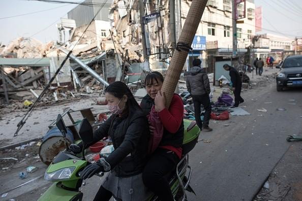 北京陷塔西佗陷阱 中共合法性危機爆發前兆