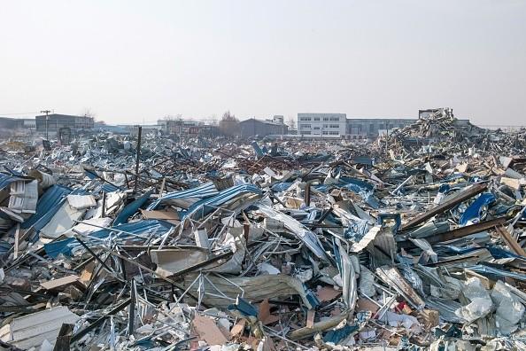 """哪些人被划为低端?北京""""排华""""地图曝光"""