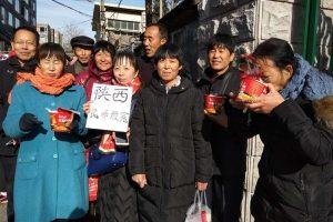 兩千民師北京維權 教育部再現上訪潮