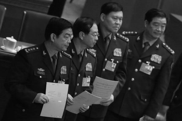 """军方""""不了解""""房峰辉被查? 港媒:习近平亲自下令"""