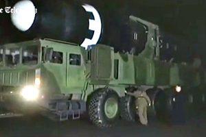 朝自称研发导弹发射车 美专家:中国制改装车