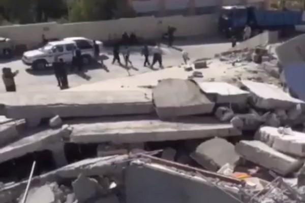 伊朗东南部规模6强震 房塌路裂死伤不明