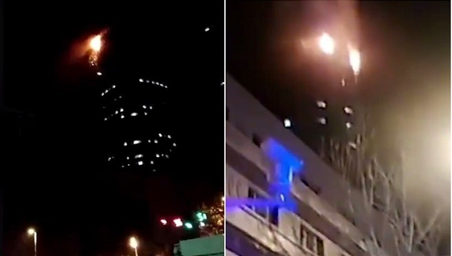 天津大火已10人死 分析:李鴻忠學北京要搞「大動作」(視頻)