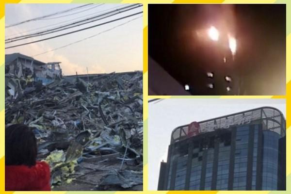 天津大火原因曝光  知情者:當局置之不理