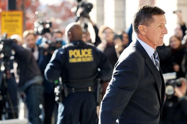 美前國安顧問弗林認罪 白宮:與他人無關