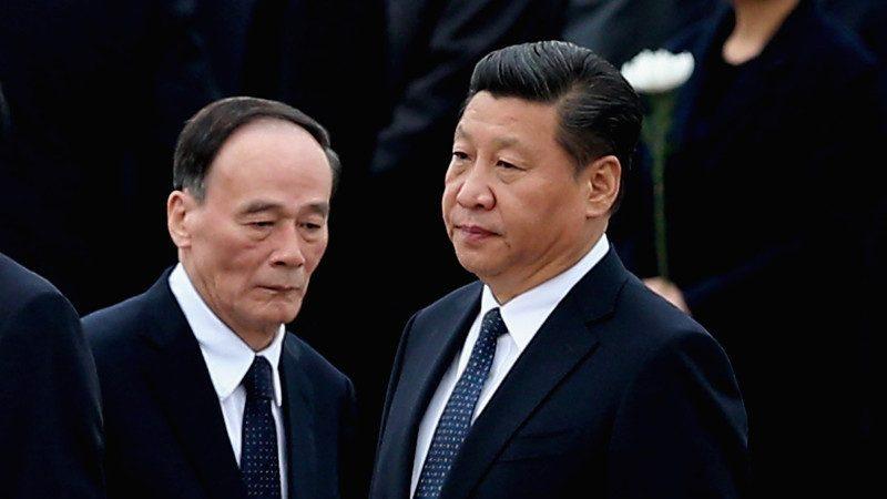 港媒揭王岐山裸退内情:江系欲常委增至11人