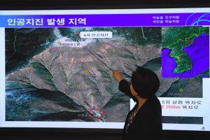 朝鮮今晨2.5地震 韓:核試地盤鬆動 餘震不斷