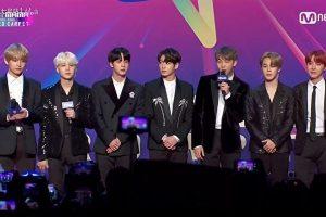 2017MAMA EXO获年度专辑奖 BTS捧走3大奖