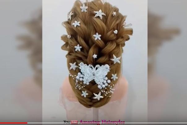 十大美妙的发型设计 每一款都很漂亮(视频)