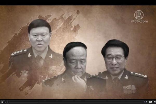 """张阳曾参与六四镇压 之后被作为""""种子""""培养"""