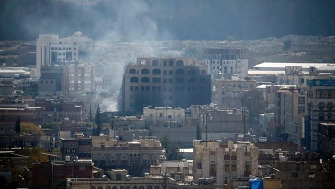也门内战惨烈 前总统沙雷丧命 已知363人死伤