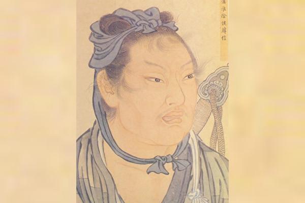 """中国历史上的""""兵仙战神""""从未打过败仗 却甘愿忍胯下之辱"""