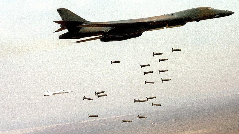 美韓「警戒王牌」軍演 B-1B轟炸機難缺席