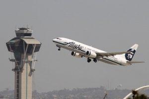 受炸弹威胁 阿拉斯加航班延误90分钟
