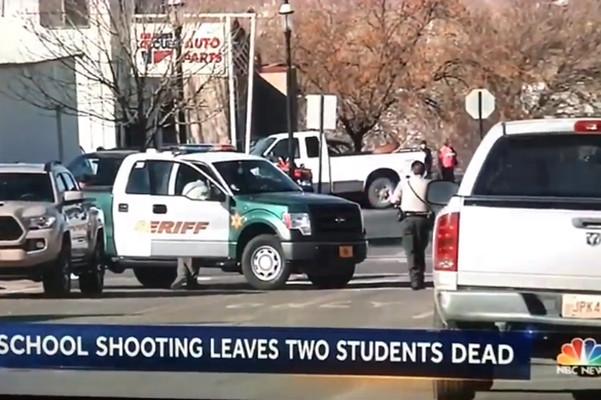 美新墨西哥高中传枪声  含枪手共3人死亡
