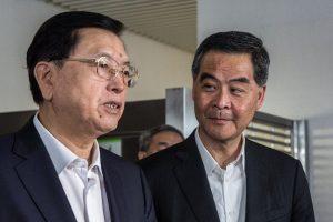 夏小強:張德江從政的40年和最後一百天