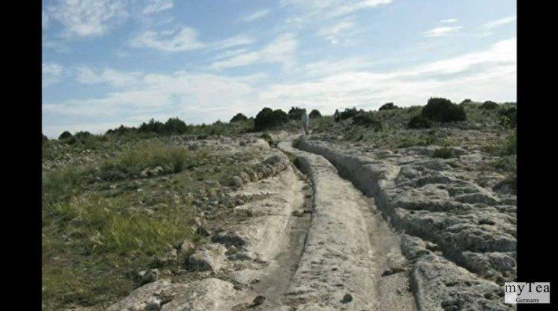 千萬年前就有汽車 ? 考古學家的驚人發現(視頻)