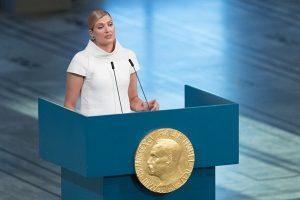 诺贝尔奖得主人呼吁 拥核国签废核条约