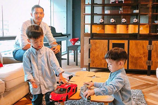 陸網傳《爸爸6》陣容 驚見飛翔兄弟和小周周