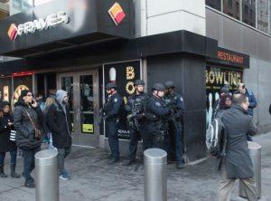 纽约恐袭暴露反恐缺陷 警局强化防恐措施