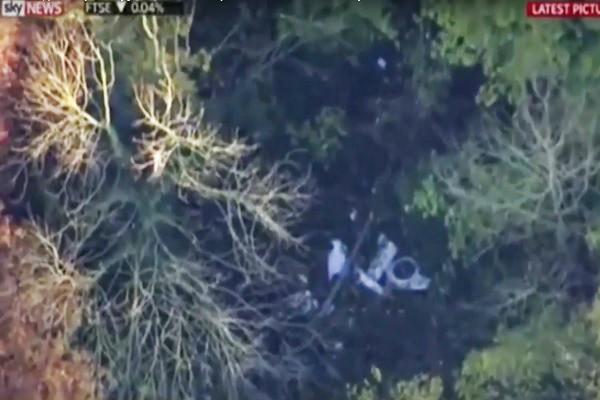 加拿大客機墜毀 現場零下19度 機上25人奇蹟生還