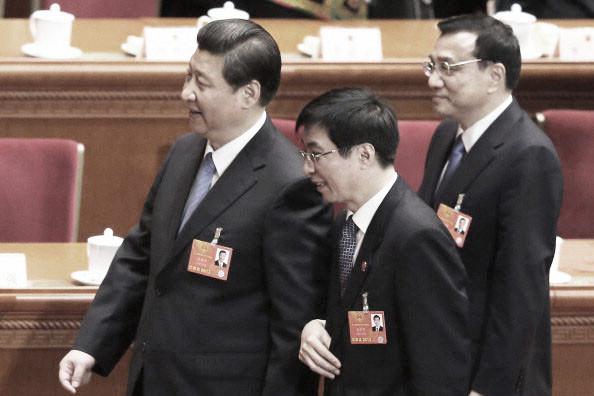敏感時刻 王滬寧接手對朝外交