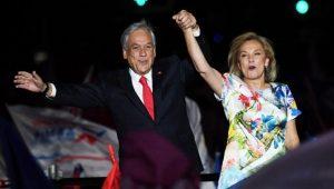智利总统决选 亿万大亨得票过半胜出